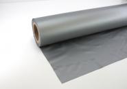 Bespannung PVC silber 120cm