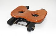 Schlittenrollsitz 17 cm